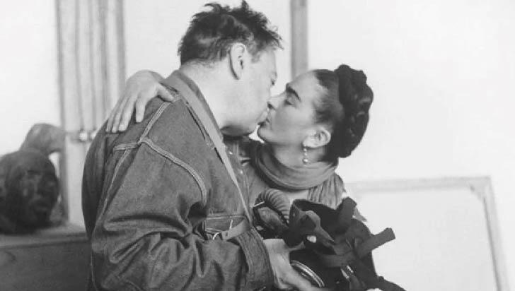 Frida Kahlo, a través de la mirada de su amiga Lucienne Bloch