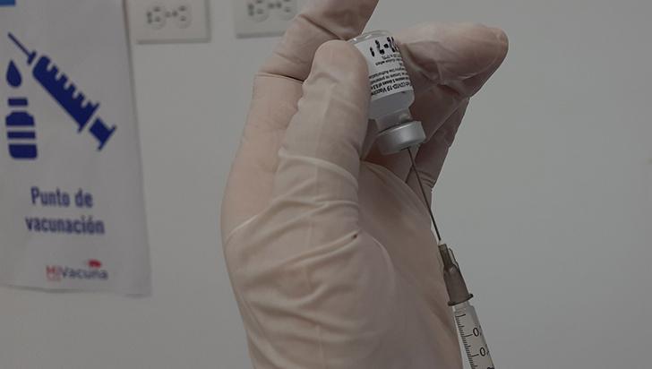 Al Quindío este miércoles deben llegar 1.943 dosis contra la Covid-19 de la firma Sinovac