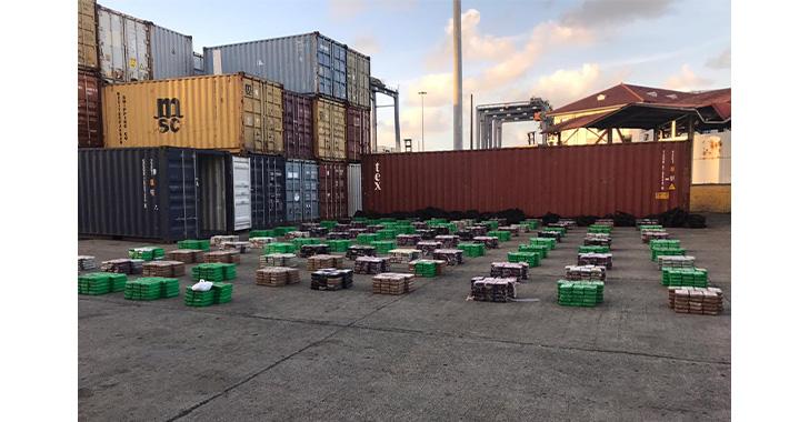 panama-incauta-3665-paquetes-de-droga-en-contenedores-venidos-de-colombia