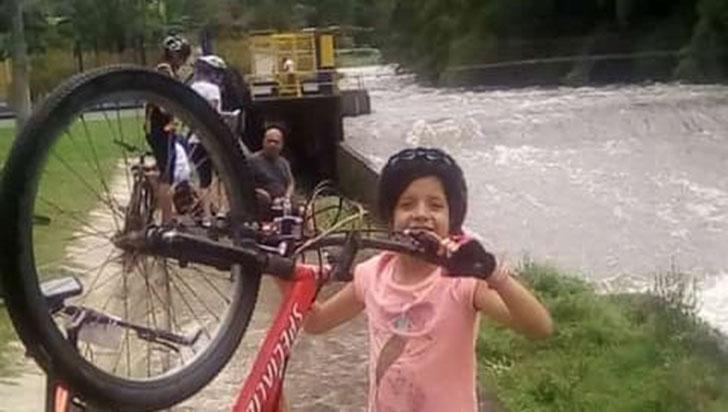 """""""Mi hija quería ser ciclista élite...  se fue mi ilusión"""""""