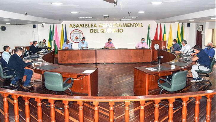 Con visitas a hospitales y municipios, asamblea descentralizará sesiones