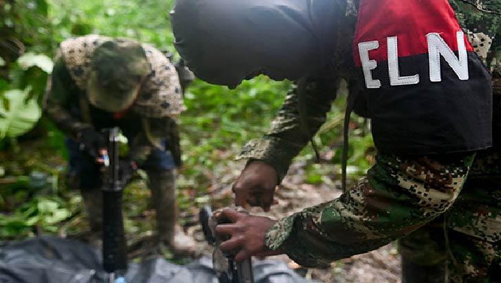 Obispos denuncian que el Eln mina campos y caminos en Antioquia