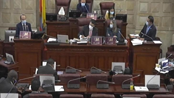 Aprobado en primer debate proyecto de ley de reforma a la Justicia