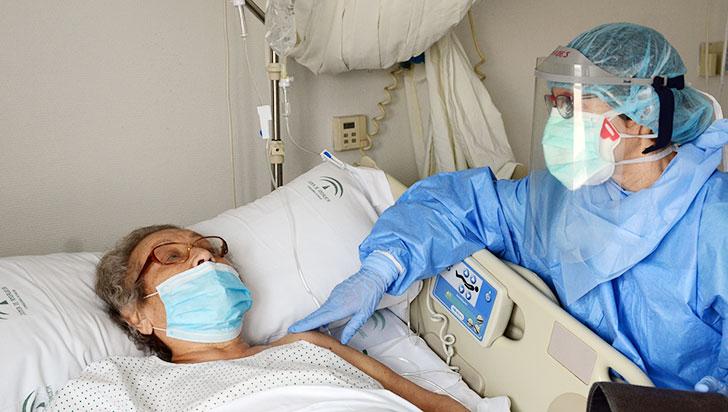 Por ocupación UCI del 74.5 %, se declara alerta naranja hospitalaria en el Quindío