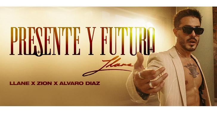 """El colombiano Llane pisa fuerte en el pop urbano con """"Presente y Futuro"""""""