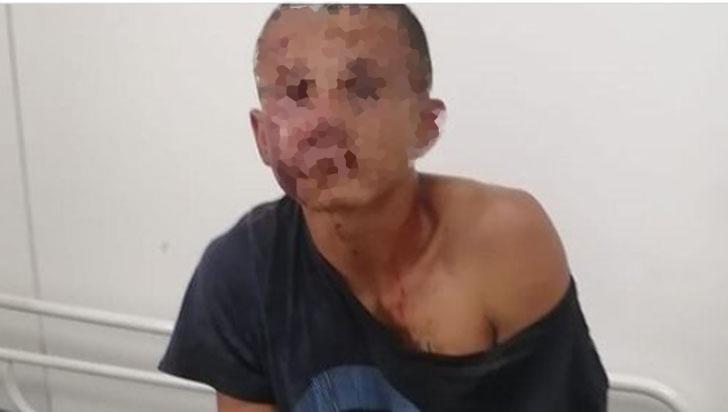 Capturado por, presuntamente, intentar violar a una mujer