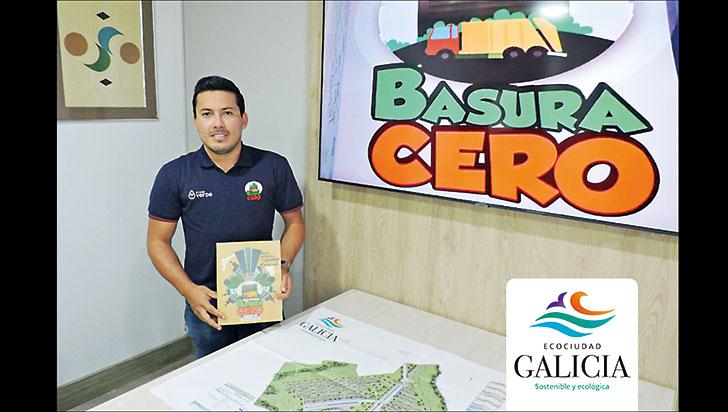 Con el sistema Basura Cero se aprovechará el 80 % de los residuos en Ecociudad Galicia