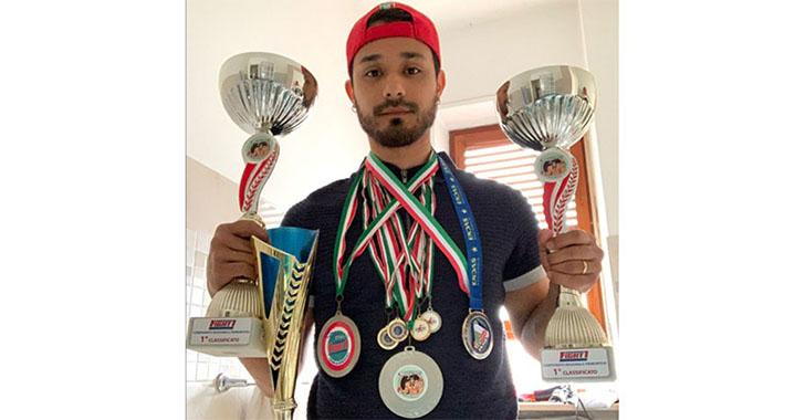 Quindiano, figura de Muay Thai en Italia