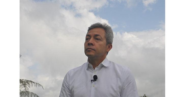 Representante Luciano Grisales pidió a camioneros permitir el paso de insumos médicos y agrícolas