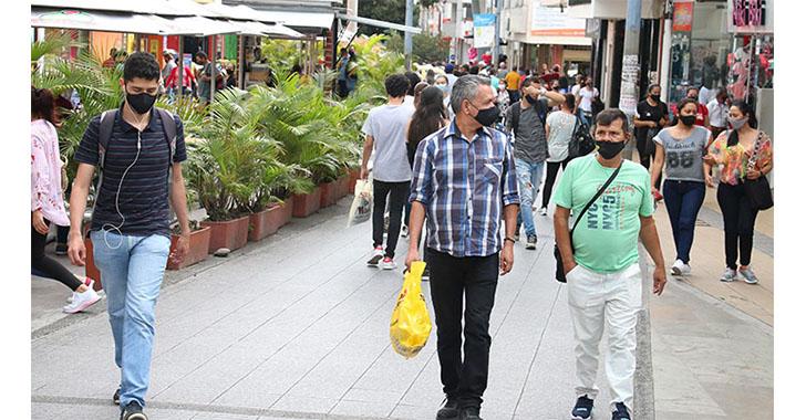Comercio en Armenia, con reducción en ventas del 50 %