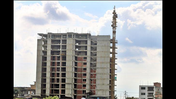 En Quindío, el 90 % de los proyectos en etapa de construcción están suspendidos