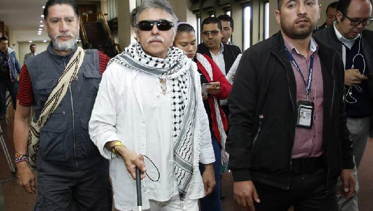 Jesús Santrich habría sido abatido en Venezuela