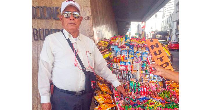 El comercio informal ya 'formalizó su crisis'