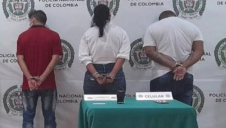 Banda delincuencial que se hacía pasar por la Sijín aceptó cargos