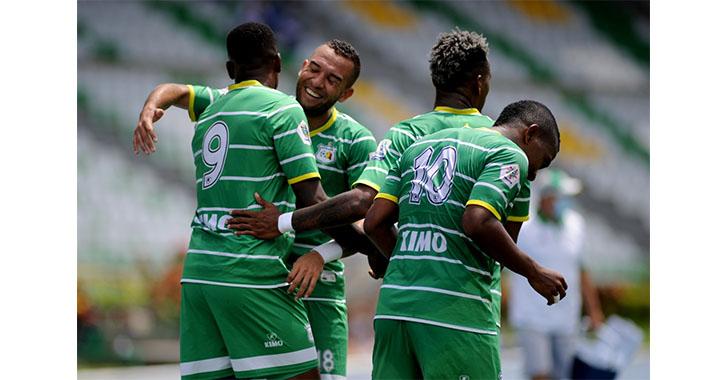 Quindío venció 2-0 a Unión Magdalena