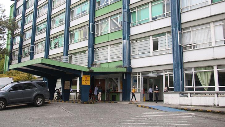 Por ocupación elevada en las UCI,  alerta roja hospitalaria en el Quindío