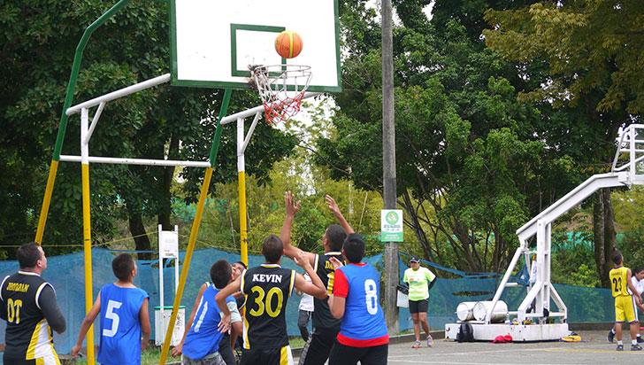 Abierta convocatoria para torneo de baloncesto en el barrio Zuldemayda