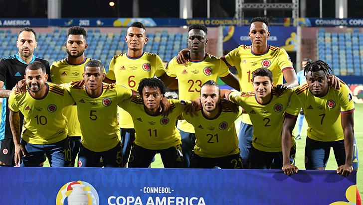 Colombia buscará clasificación a cuartos ante Brasil