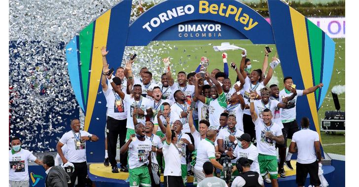 Deportes Quindío ganó segunda parte de la B, el ascenso cerca