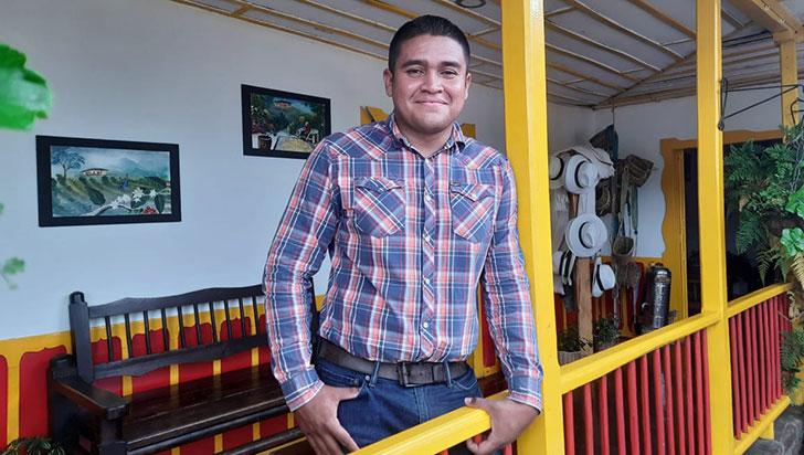 Eduardo Ramírez, uno de los 3 hermanos cafeteros de Buenos Aires
