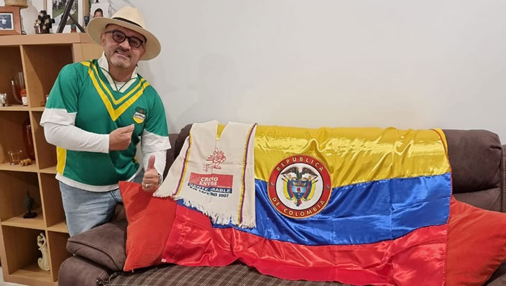 El sueño de la A despertó la pasión por el  Deportes Quindío en el mundo