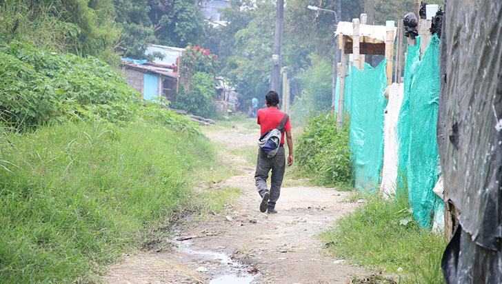 Piden articular esfuerzos para la atención de los habitantes de calle
