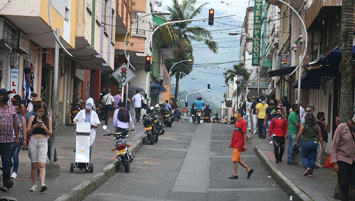 Por ocupación UCI del 85 %, en Calarcá decretan nuevas medidas restrictivas