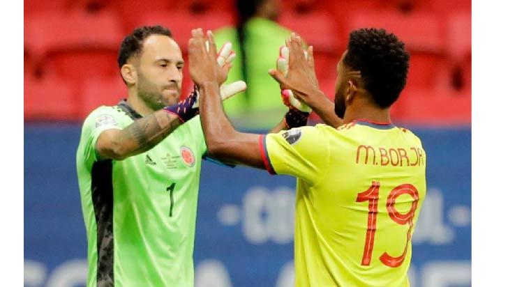 Colombia y Perú se miden por el tercer lugar y pensando en la eliminatorias