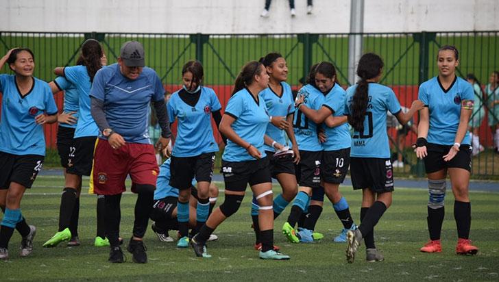 La Tebaida enfrentará a Palmira por el tercer lugar de Internacional Femenino de fútbol