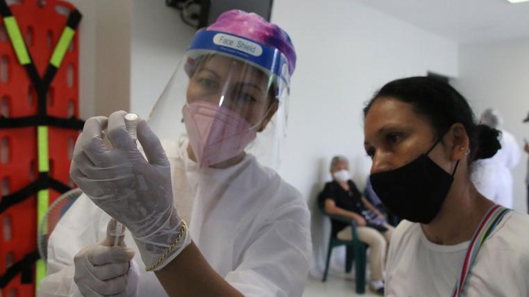 Vacunatón contra  la Covid-19 para  mujeres embarazadas