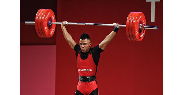 Primera medalla para Colombia en Tokio