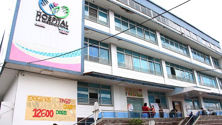 Hospital de Calarcá en aprietos económicos y legales