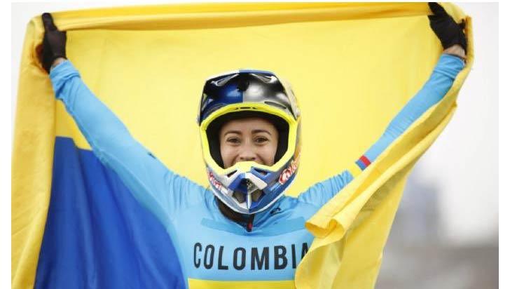 Plata para Colombia en Tokio