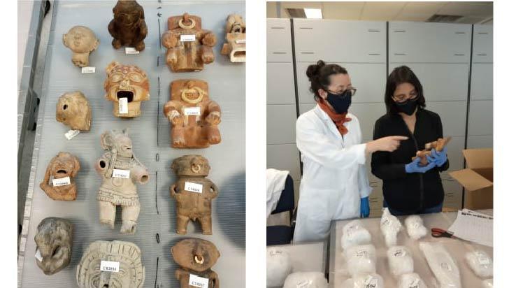 Museo del Oro recibió donación de 187 objetos patrimoniales
