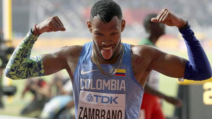 Programación de Colombia en Olímpicos