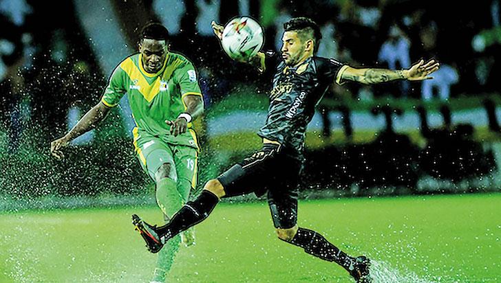 Quindío espera derrota del Pereira e igualdad entre Jaguares y Huila