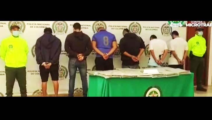 Policía desarticuló la banda que surtía a las 'ollas' de Armenia