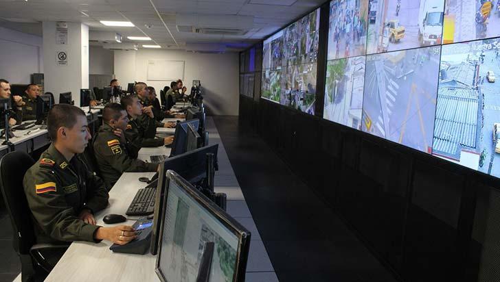 $800 millones para hacerle mantenimiento a las cámaras de vigilancia de Armenia