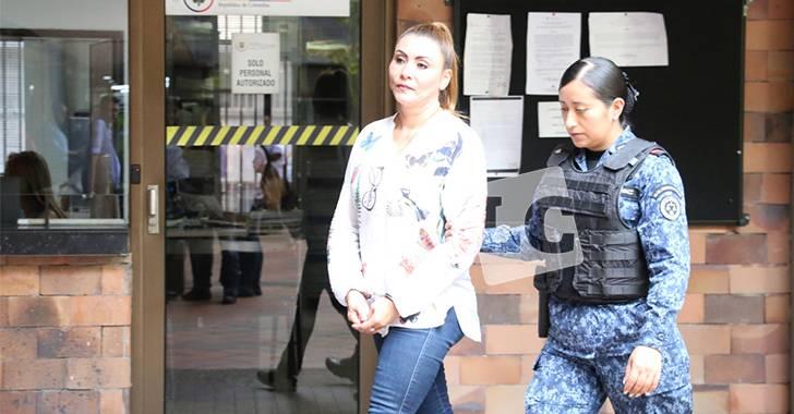 Luz Piedad Valencia Franco seguirá cumpliendo su condena tras las rejas