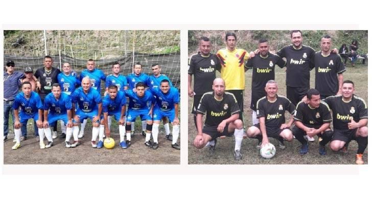 Se disputan semifinales de fútbol en el barrio La Adiela