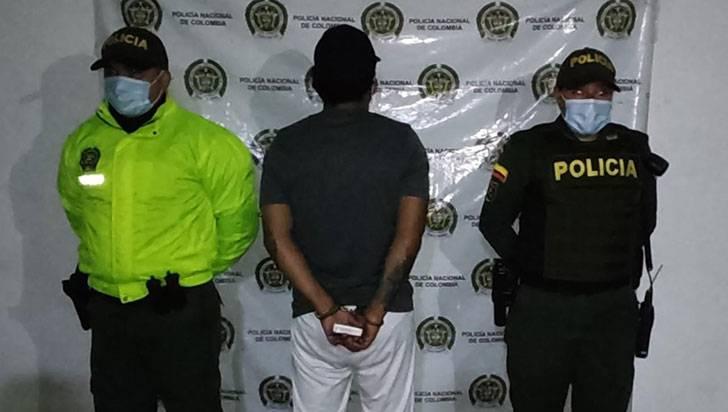 Capturado por hurto suma 6 acusaciones por este delito
