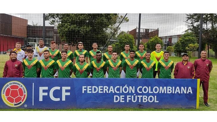 En zonal sub-23 de fútbol, Quindío derrotó 1-0 a Guaviare