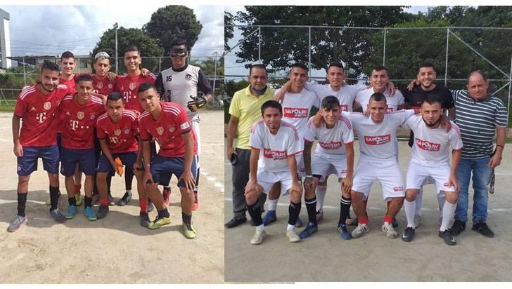 Final del III Torneo de Fútbol 7 Barrio Los Almendros