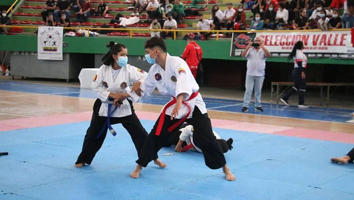 En el Campeonato  Nacional de Hapkido, Quindío sumó 7 medallas