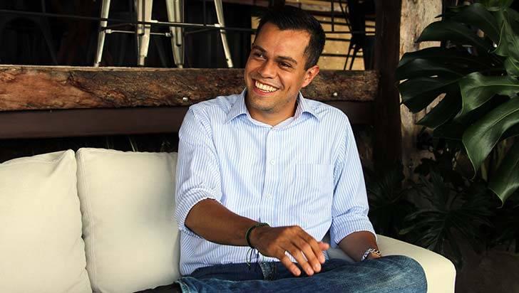 Felipe Villamil argumentó su voto negativo al endeudamiento del municipio