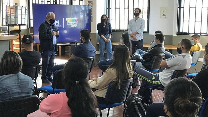 Institución Universitaria EAM lanzó programa de idiomas