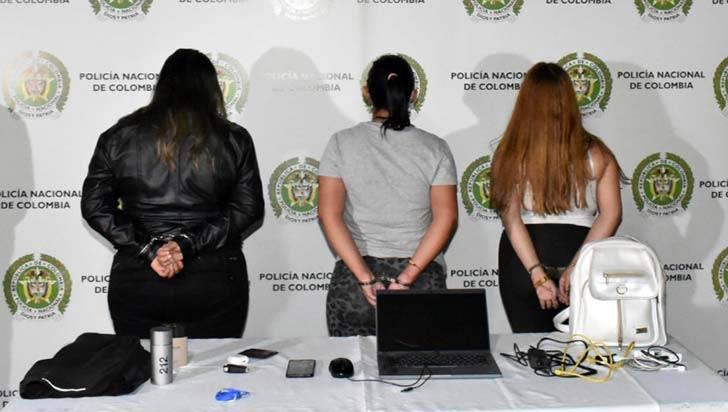 Desarticularon banda de mujeres que robaba en centros comerciales