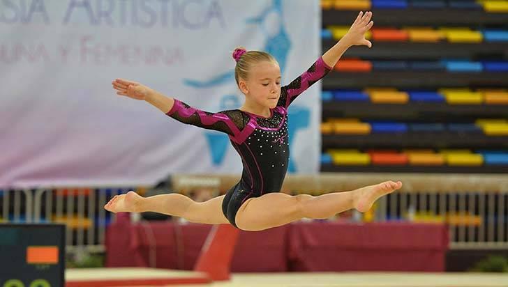 Selección departamental acudirá al Campeonato Nacional de Gimnasia Artística
