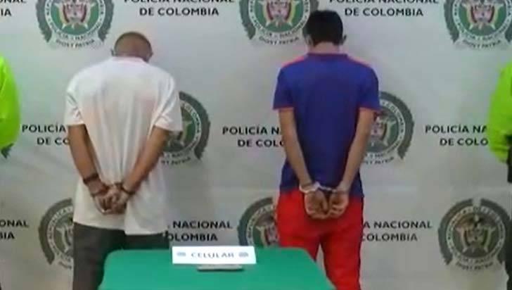 Capturaron atracadores de fincas en Armenia