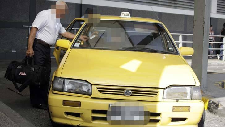 Taxista quindiano atracado y arrojado en una zanja